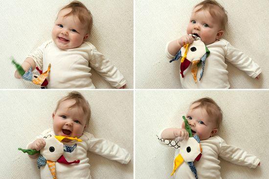 Baby toy DIY