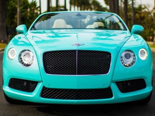 2013 Bentley Continental GTC V8 Beverly Hills Edition