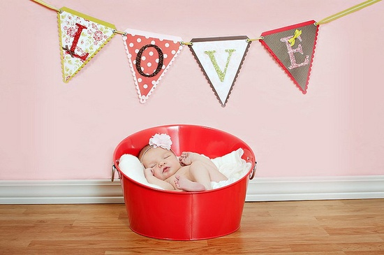 Adorable newborn pictures!