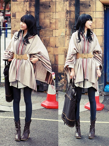 [Cape lovin'] WOORI G., 28 YEAR OLD STUDENT FROM LONDON
