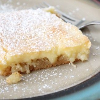 Gooey Lemon Butter Cake Recipe « Go Bold with Butter