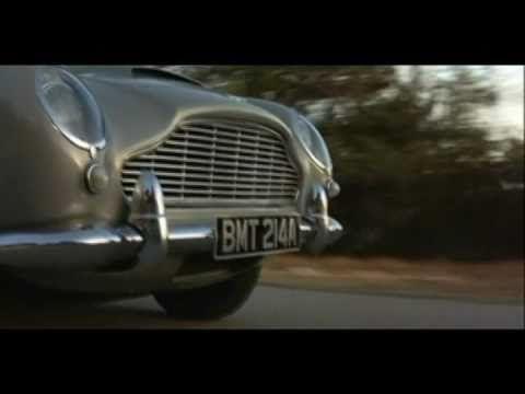 007 Goldeneye - Road race scene. Classic.