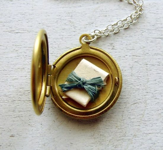 Personalized Locket Jewelry