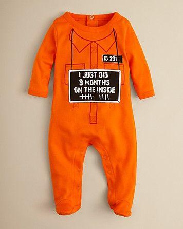 Sara Kety Infant Unisex 9 Month Inside Footie - Sizes 3-9 Months