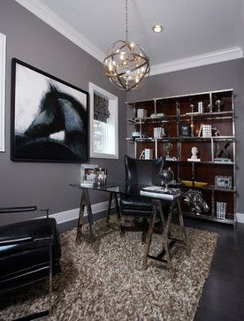 home office design by