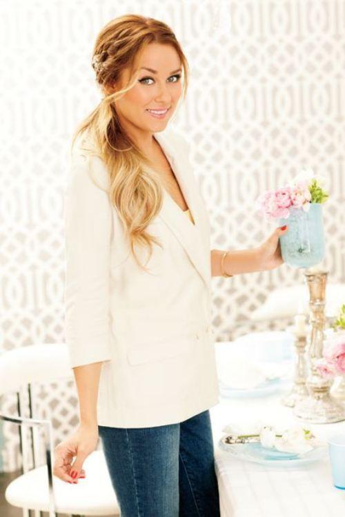 Lauren Conrad - Spring Look Book