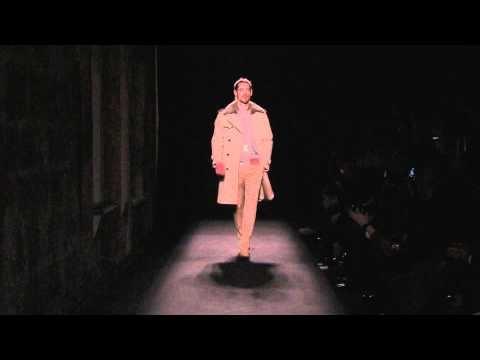 Men fashion show Autumn-Winter 2012