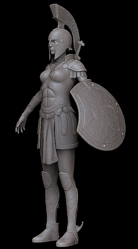 zbrush#3d char #3d character