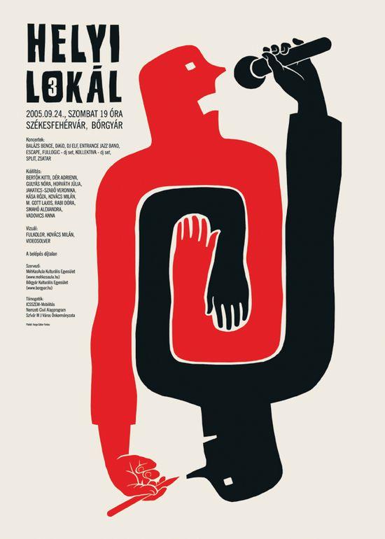 Varga Gábor Farkas is a graphic designer from Hungary (1976 - ). Website: varga-gabor-farka...