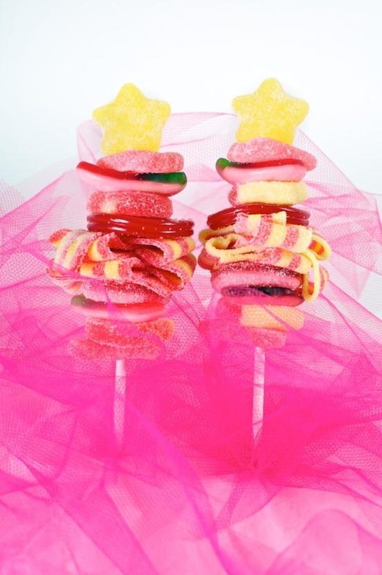 Mini Candy Kabobs