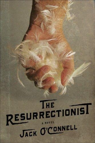 The Resurrectionist cover by Henry Sene Yee