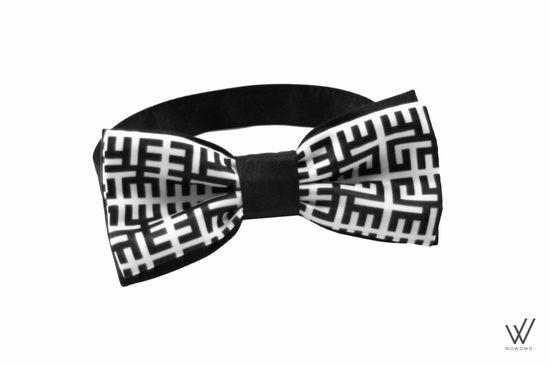 Handmade Bow tie by Wowowo