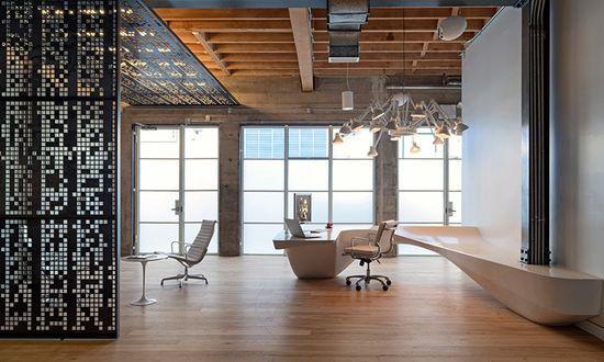 Giant Pixel office by Studio O+A, San Francisco   California
