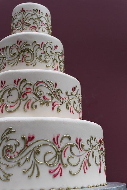 Wedding Cake www.wisteria-aven...