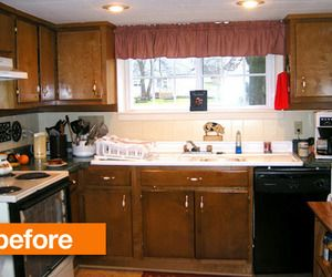Before & After: The Year's Best Kitchen and Bathroom Transformations — Best of 2012