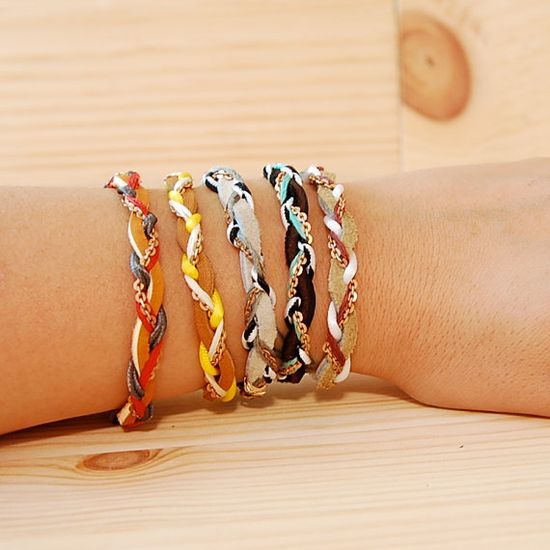 more and more bracelets