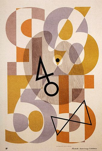 Poster design for the Art Directors Club of Houston by Mark Greer