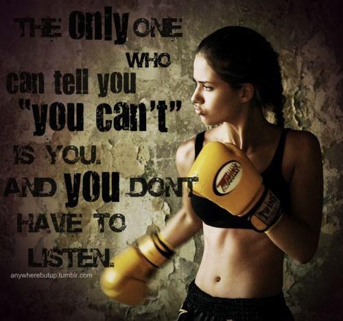 don't listen....