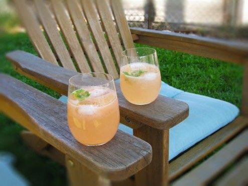 Grapefruit Margarita Spritzer.- I-love-grapefruit-!