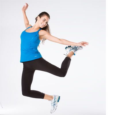 Get fit NOW with this Mix and Match #Workout with tips from the pros!