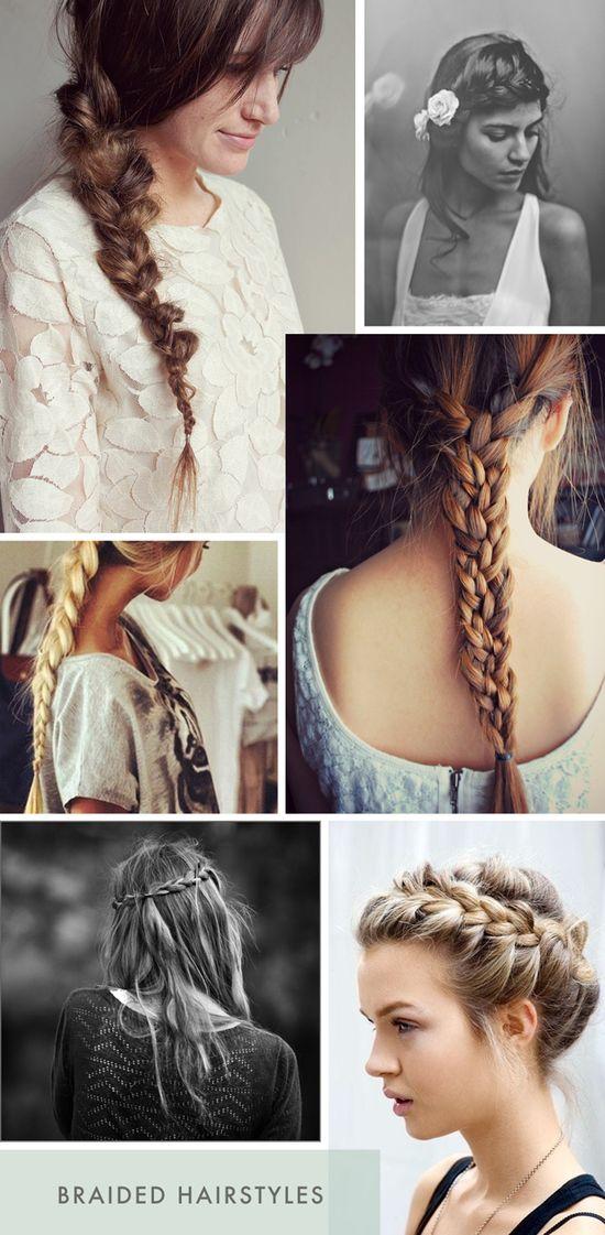 lovely braids...