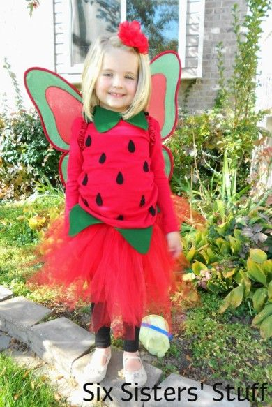 Strawberry Fairy!