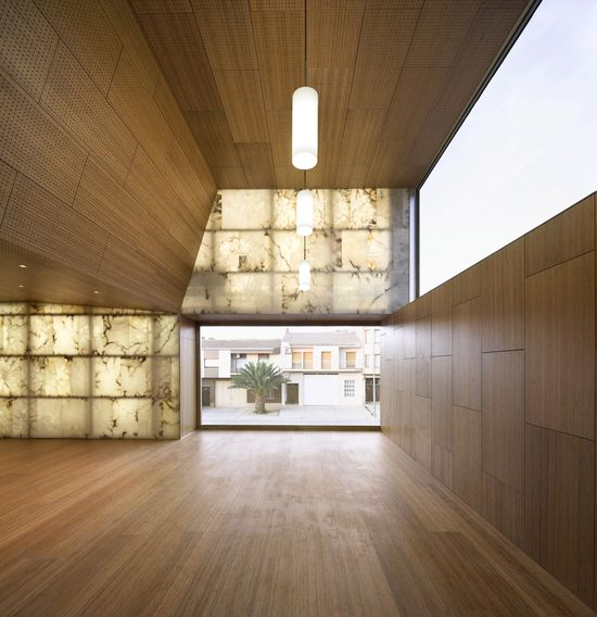Sede de la Comarca del Bajo Martin in Hijar, Spain by Magen Arquitectos