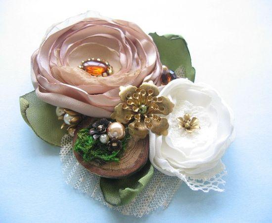 romantic hair accessory
