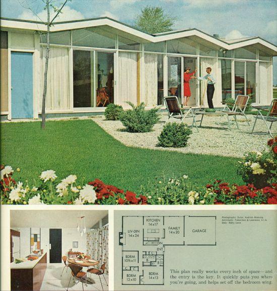 1963 Better Homes & Gardens - All America Plan