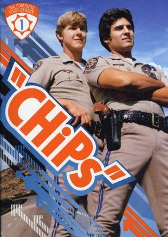 TV show CHiPS, starring Erik Estrada
