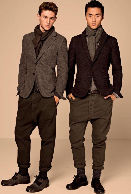 """Dolce & Gabbana's Fall 2012 """"Moda"""" Lookbook"""