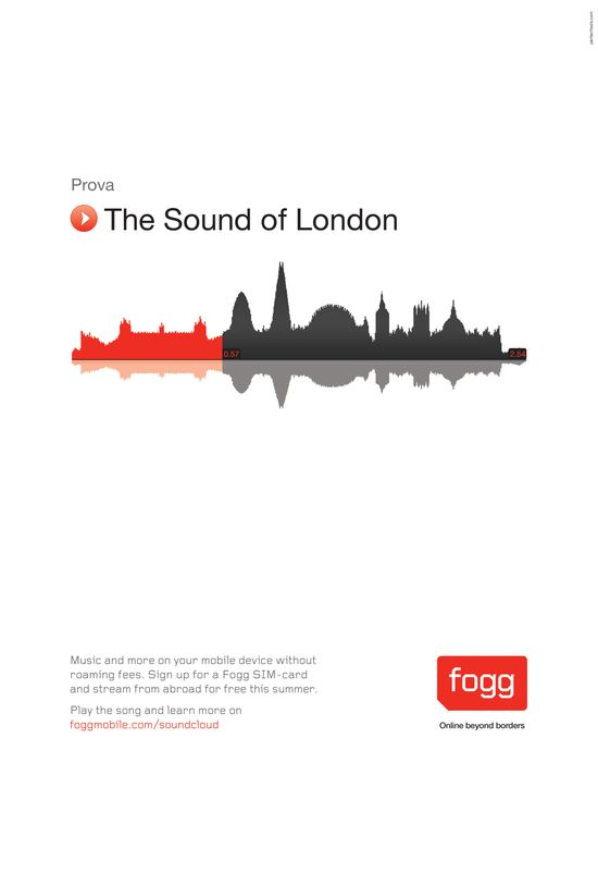 Fogg Mobile - The Sound of London