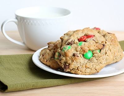 chewy monster cookies
