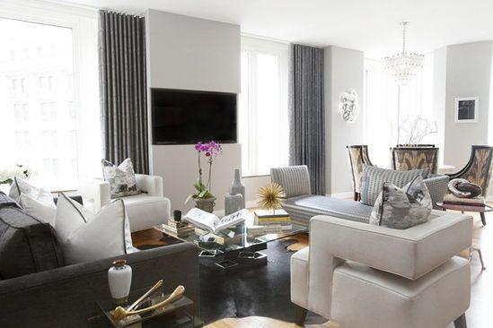 Jordan Carlyle Living Room