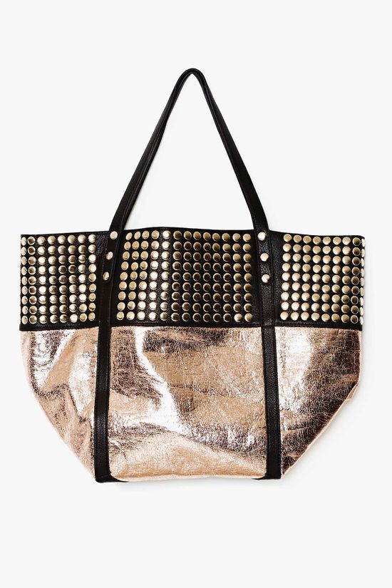 All Of The Gold Tote