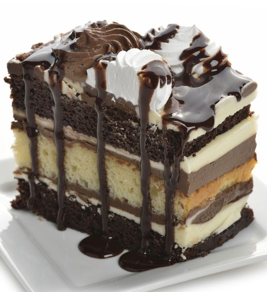 Chocolate Layer Cake Recipe - Good Cake Recipes