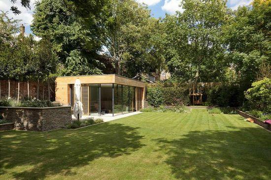 Modern (Garden) design at it's best!