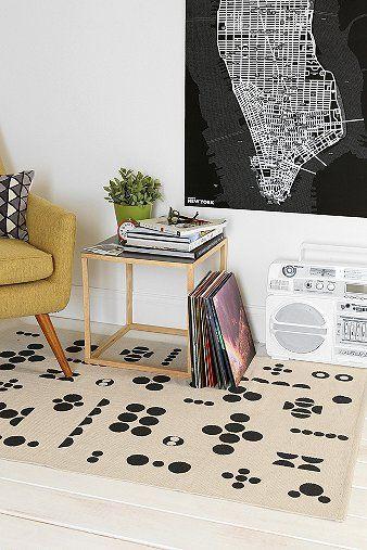 shapes rug