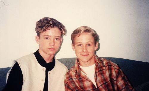Justin Timberlake & Ryan Gosling - 1994.
