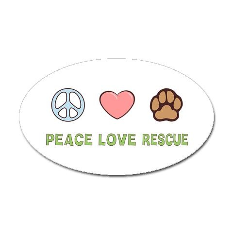 I love my rescue dogs