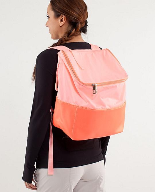 yoga backpack