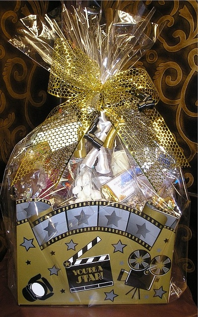 Once Upon a Chocolate uses our gift basket boxes for a star studded event.  www.nashvillewrap...
