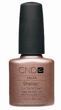 Amazon.com: Creative Nail Shellac Iced Cappuccino, 0.25 Fluid Ounce: Beauty