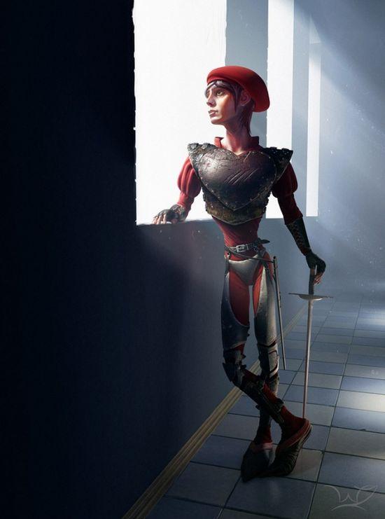 3D Illustrations by Nikita Veprikov (14)
