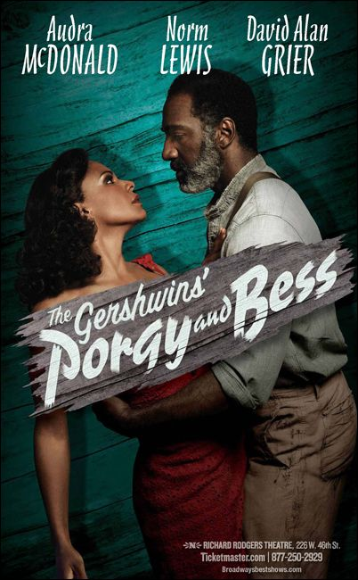 """The Gershwins' Porgy and Bess"""