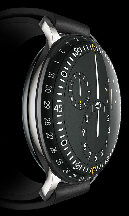 Ressence Type 3 Liquid-Filled Watch