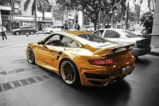 Sports Car Porsche