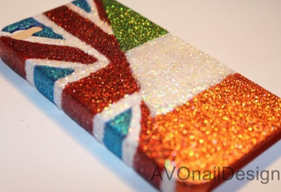 One Direction iPhone case- This is like...awesome...