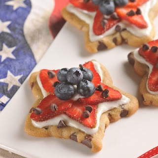 Tons of ideas for 4th of july food!