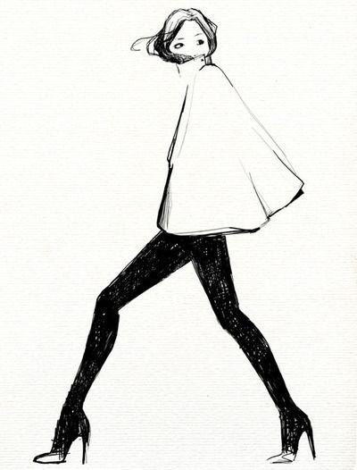 fashion illustration...
